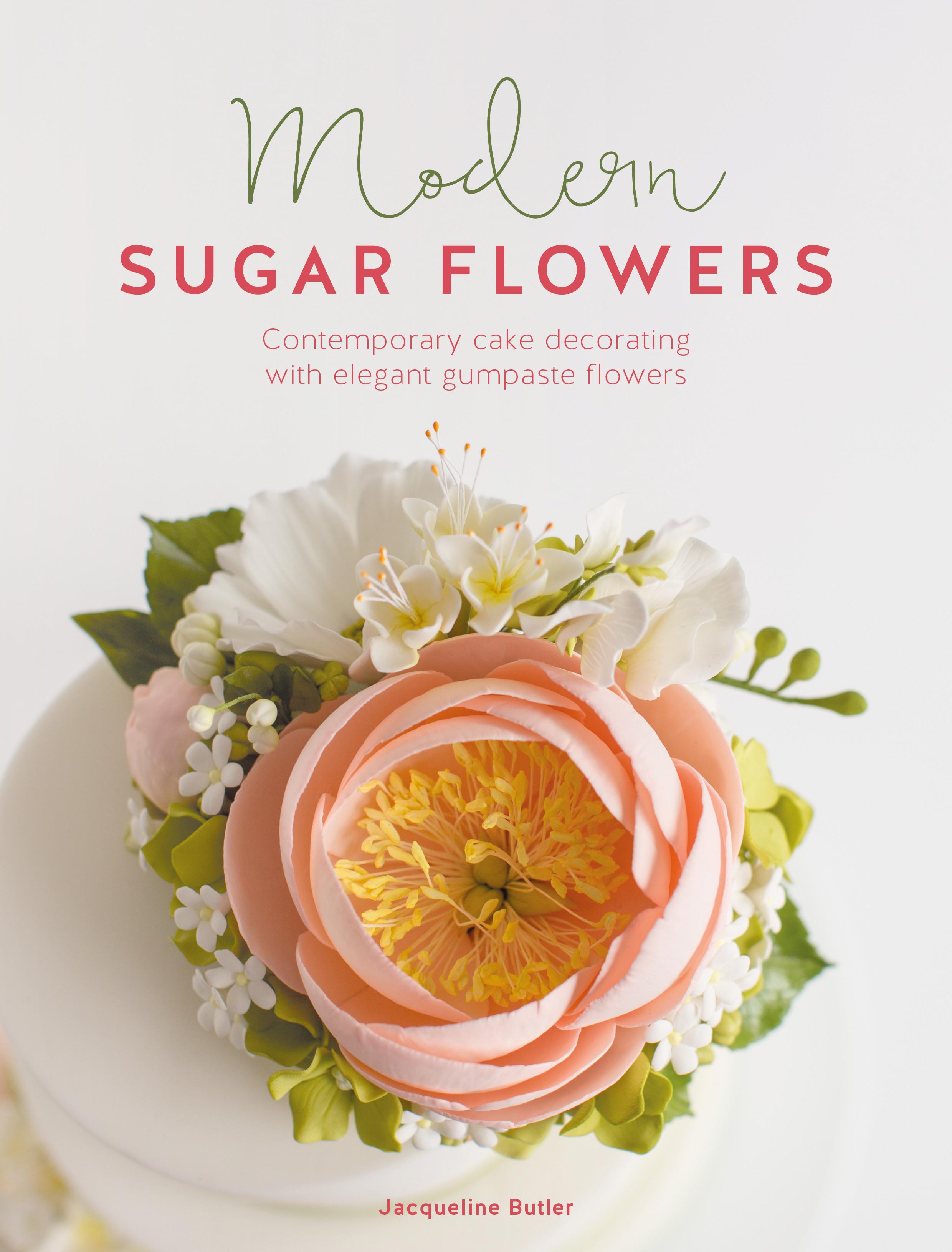 Modern Sugar Flowers 2