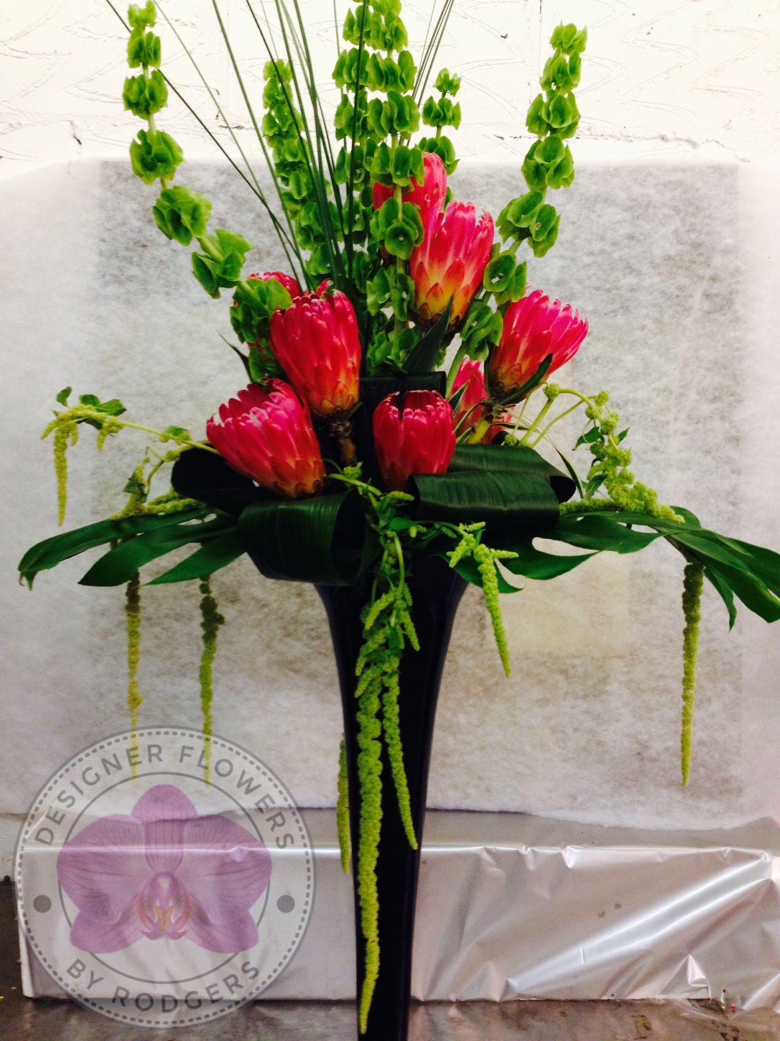 Looking for something different to the traditional floral display for your office or workspace How