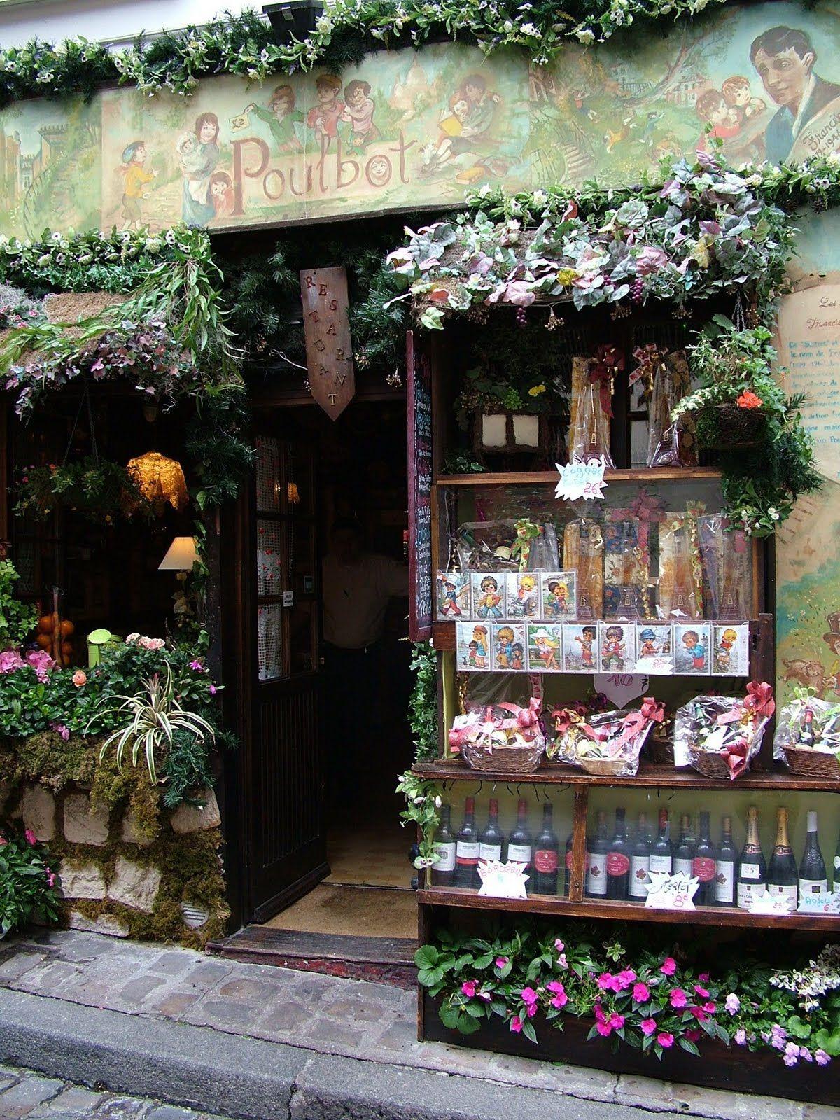 La Fleur Vintage French Flower Shops