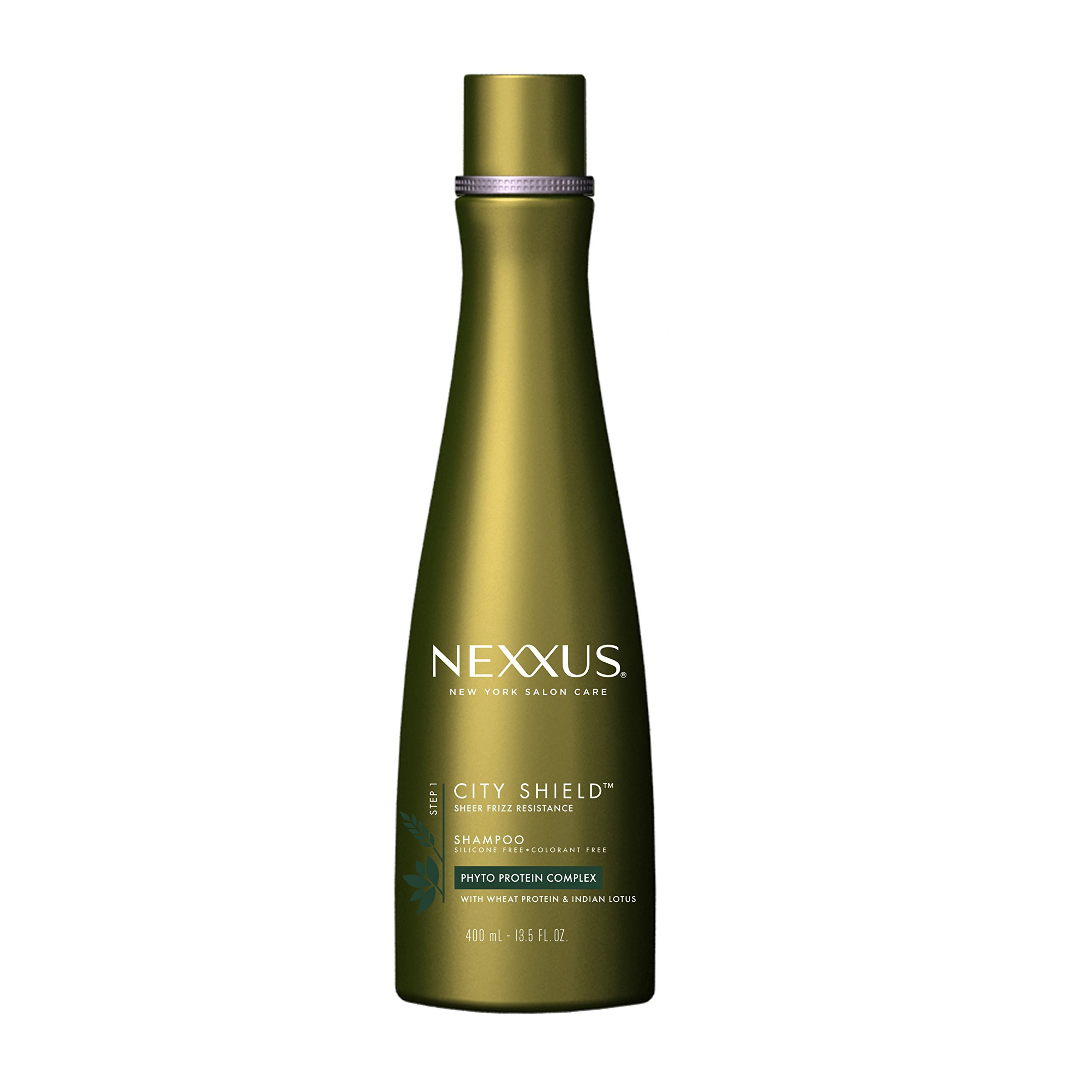 Nexxus City Shield Shampoo for All Hair Types 13 5 Fl Oz