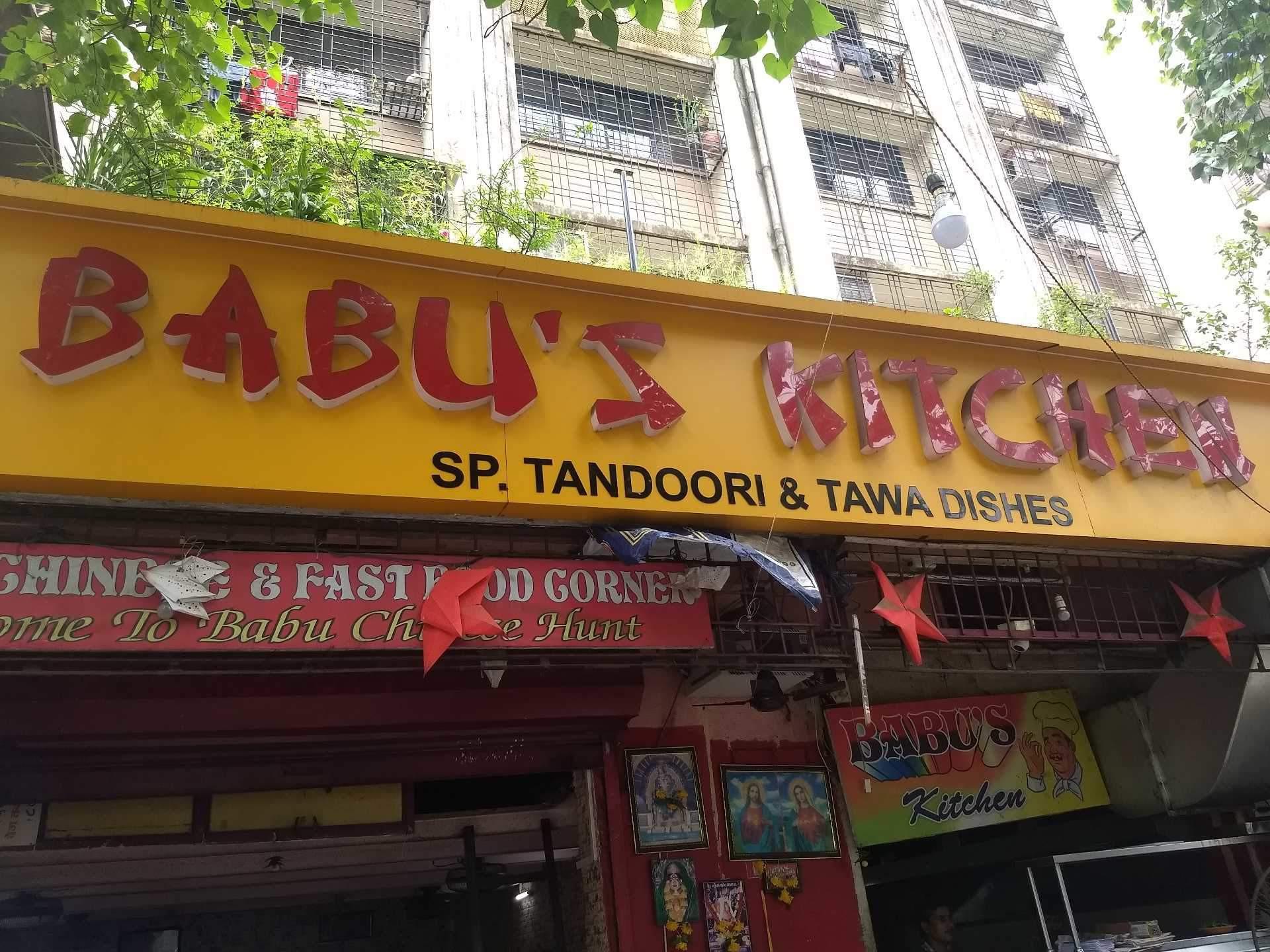 Babus Kitchen Dahisar Mumbai Chinese Street Food Cuisine Restaurant Justdial
