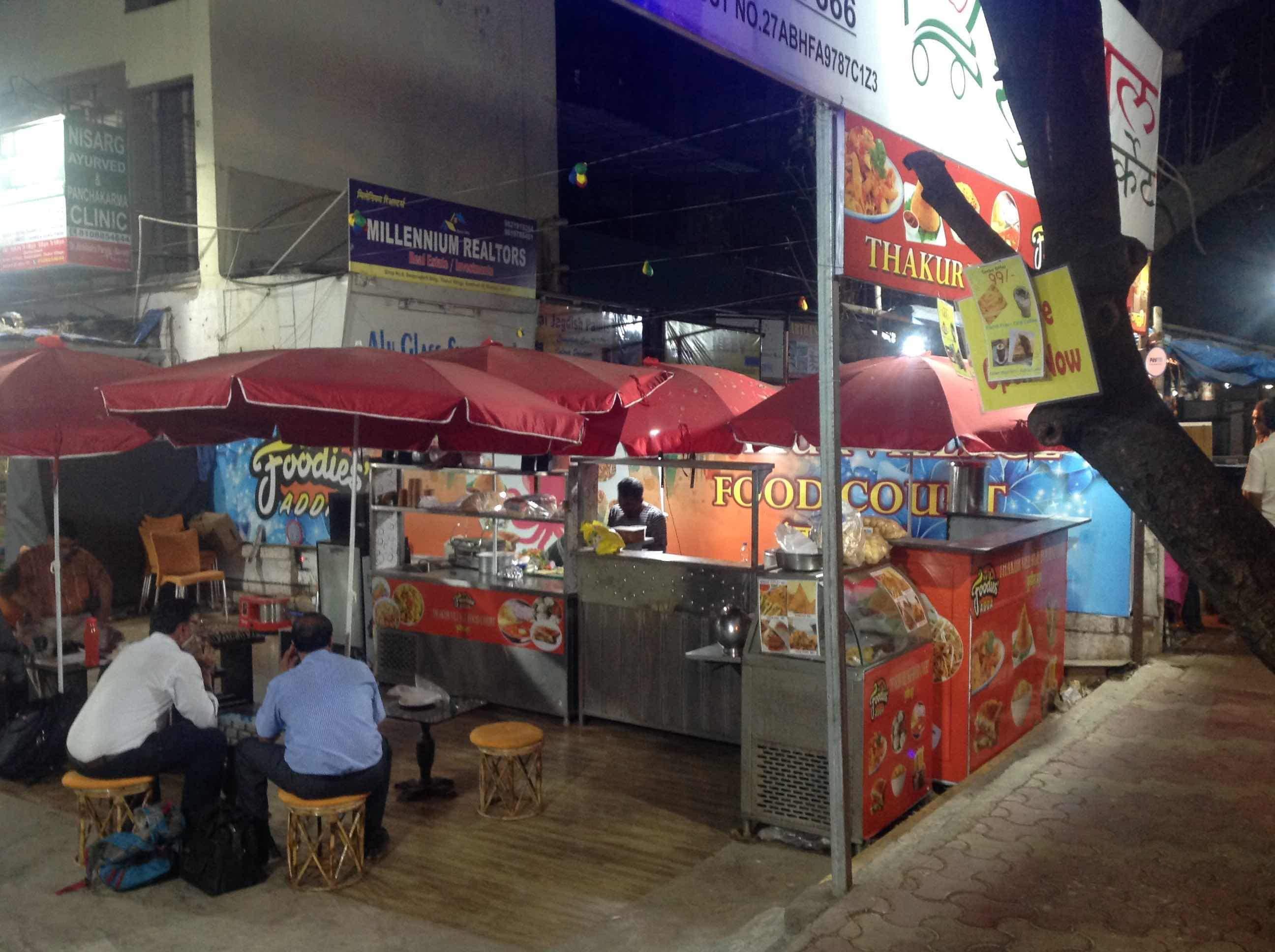 Foo s Adda Thakur Village Kandivali East Tiffin Services in Mumbai Justdial