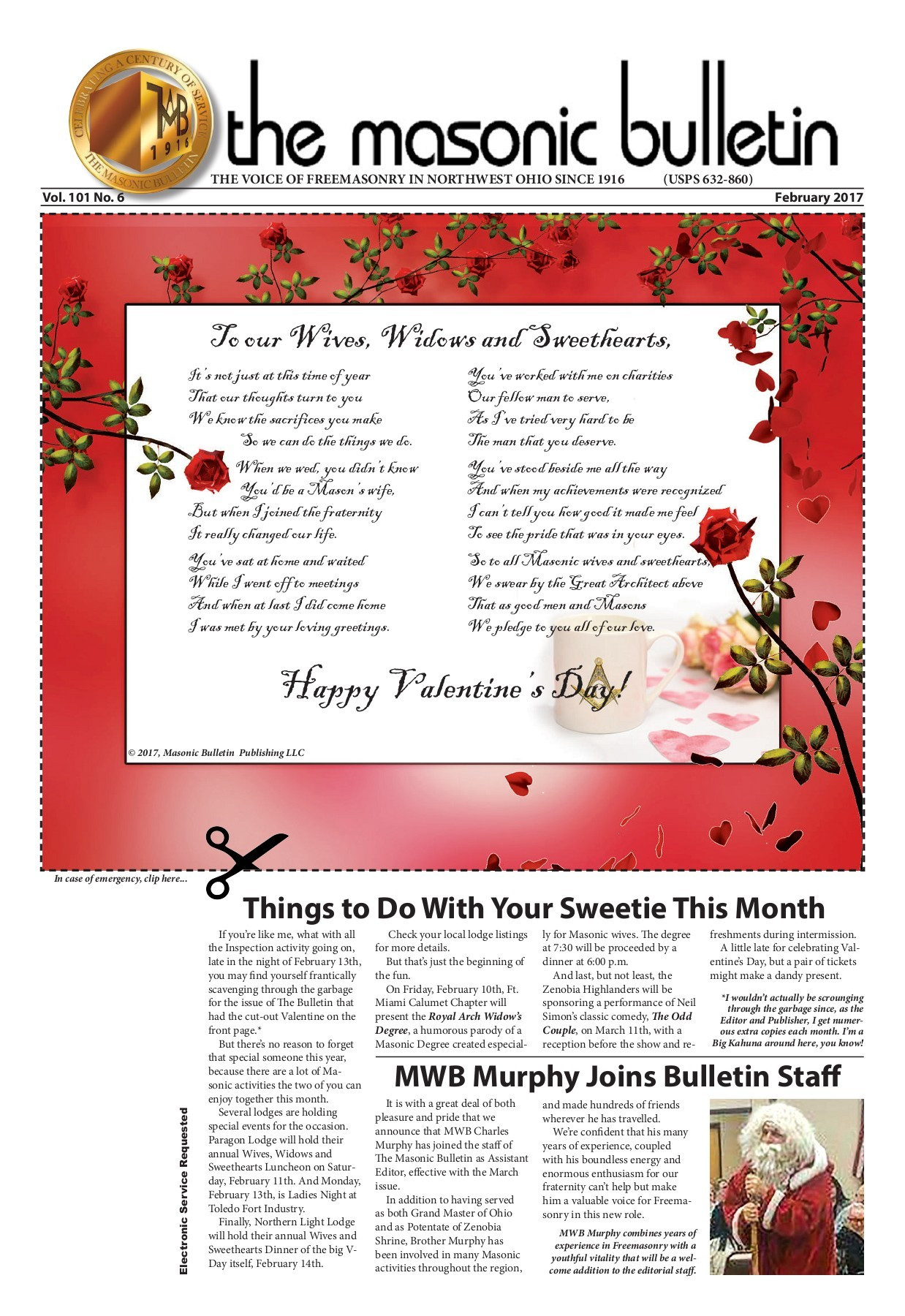 February 2017 eBulletinpressed Pages 1 24 Text Version