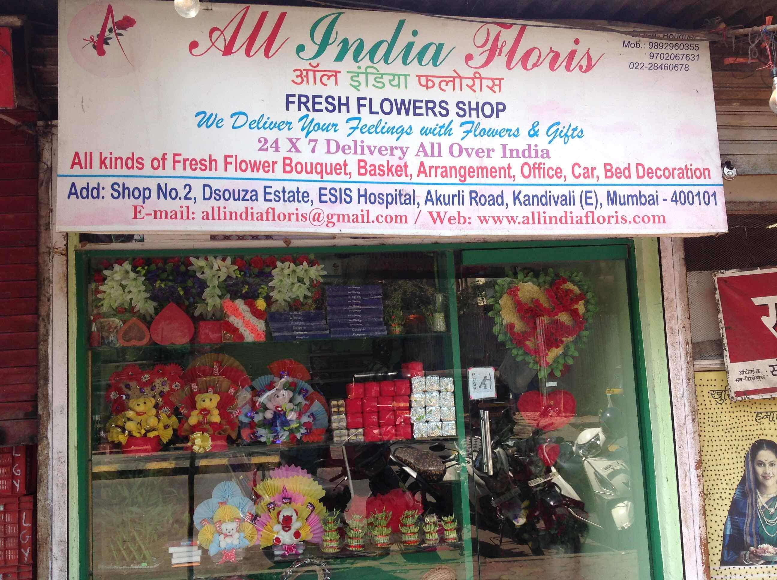 Same Day Flower Delivery Mumbai Luxury All India Floris Kandivali East Florists Home Delivery In Mumbai