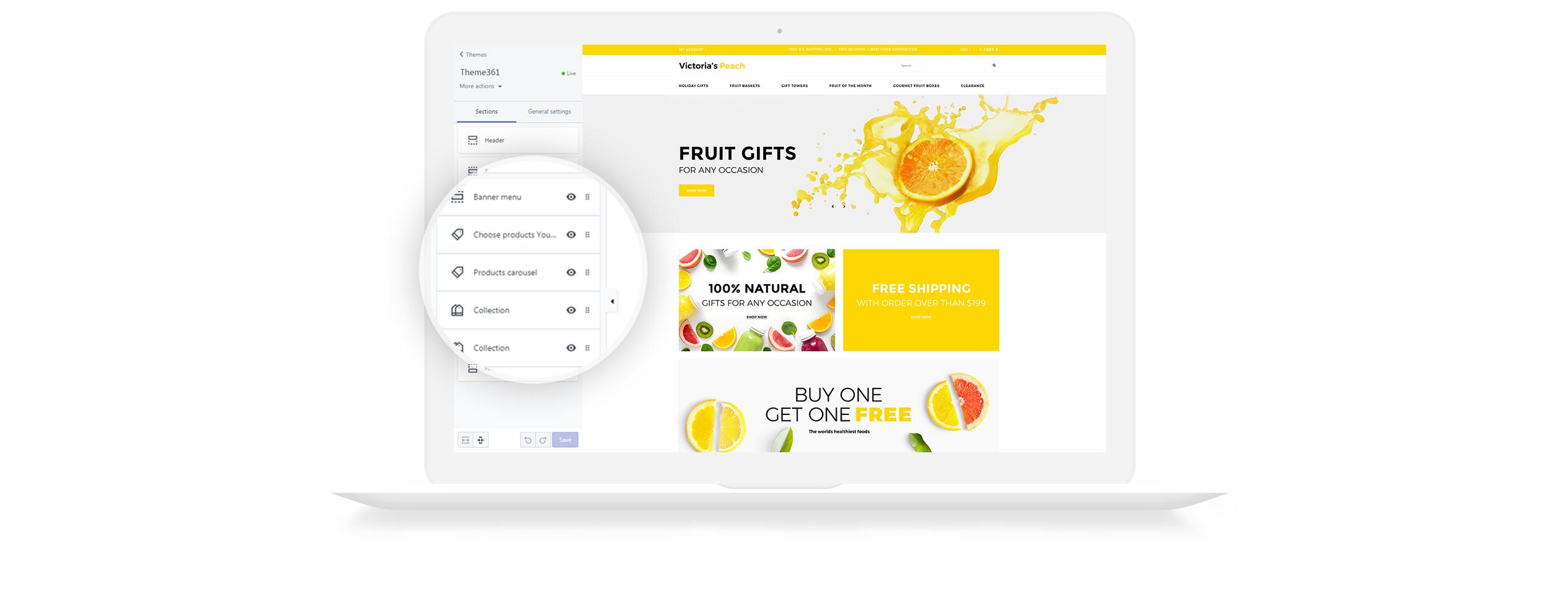 Custom Website Design Fruit Gifts Custom Website Development Fruit Gifts Custom Website Designs