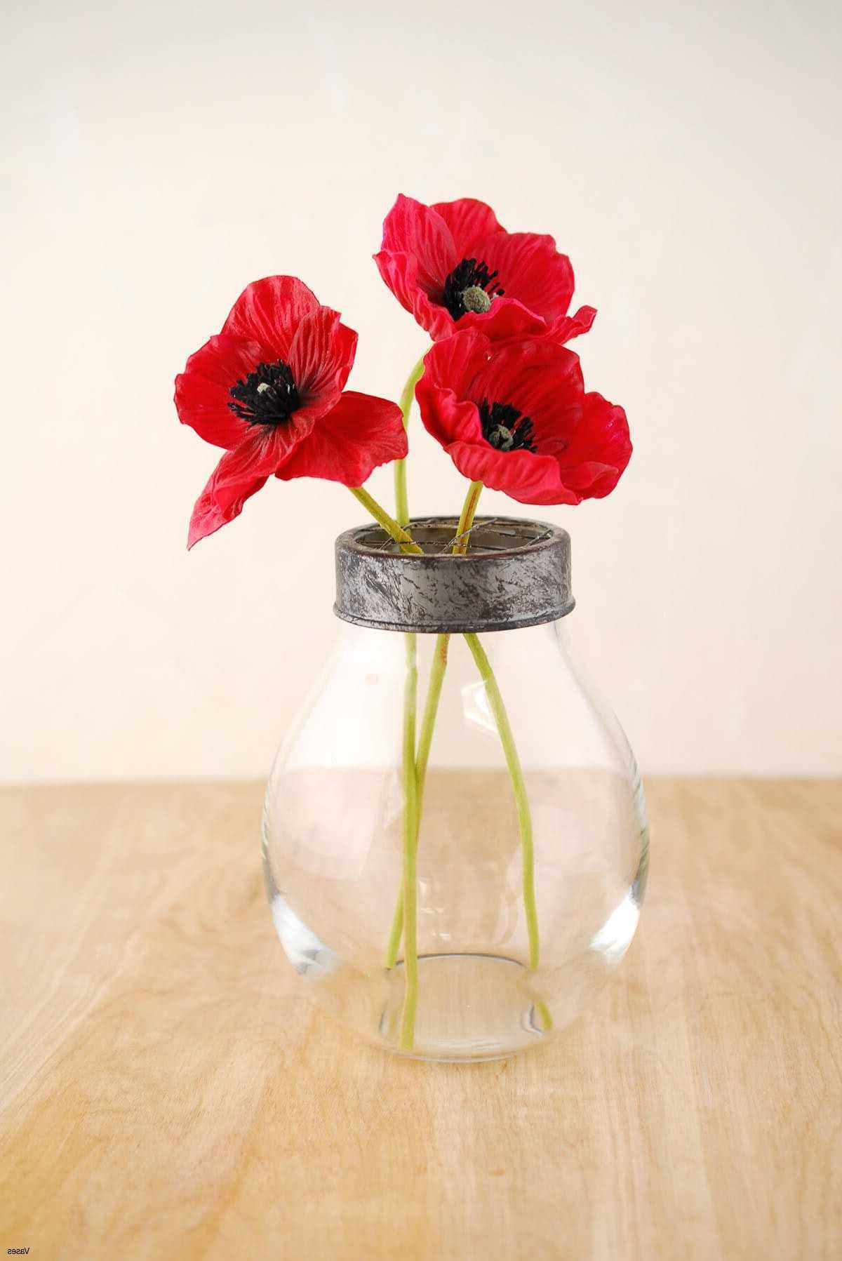 International Flower Delivery Beautiful Flower Vase With Frog Lid 6 1h Vases Picture 5x4 5ini 0d
