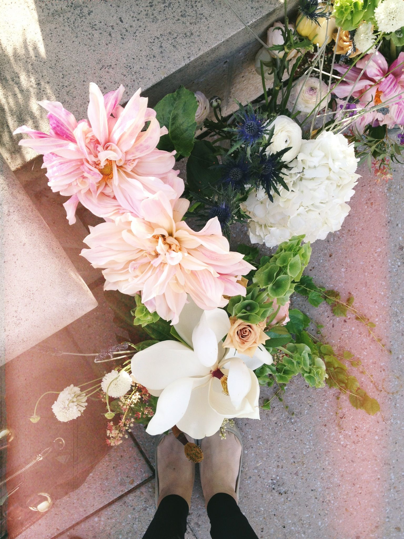 Flowers For Your Monday via matchbox kitchen