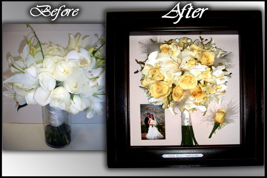 Designs Wedding Flower Bouquet Preservation (Flower Preservation)
