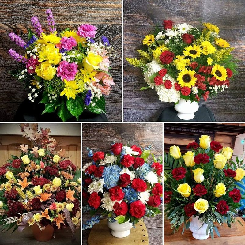 How to Choose Flowers (Treasured Roots Flower Shop)