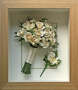 Preserving the Wedding Bouquet (flowersbysallyann.com)