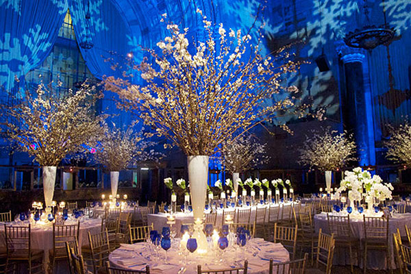 The winter wedding theme (BindWeddings Uniquely Yours)