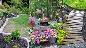 Cheap Budget Landscaping Ideas (Country Living Magazine)
