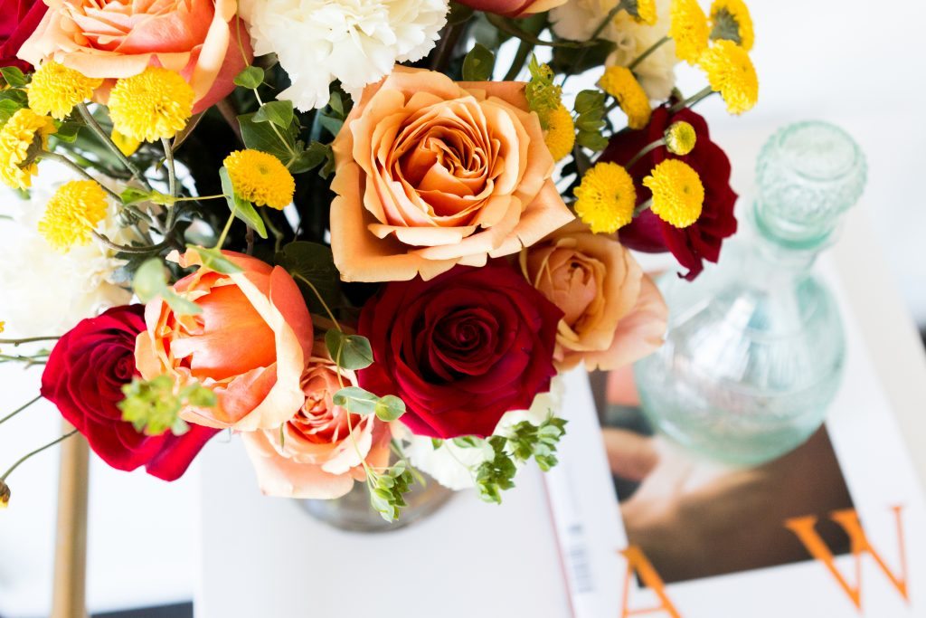 Sending Flowers for Valentine's Day (Teleflora Blog)