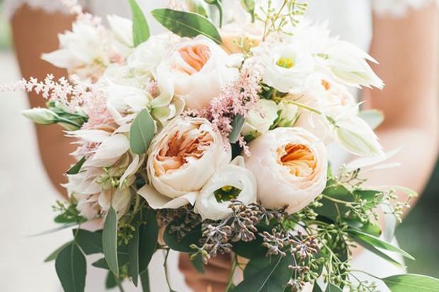 Silk Wedding Flowers Vs Real Flowers