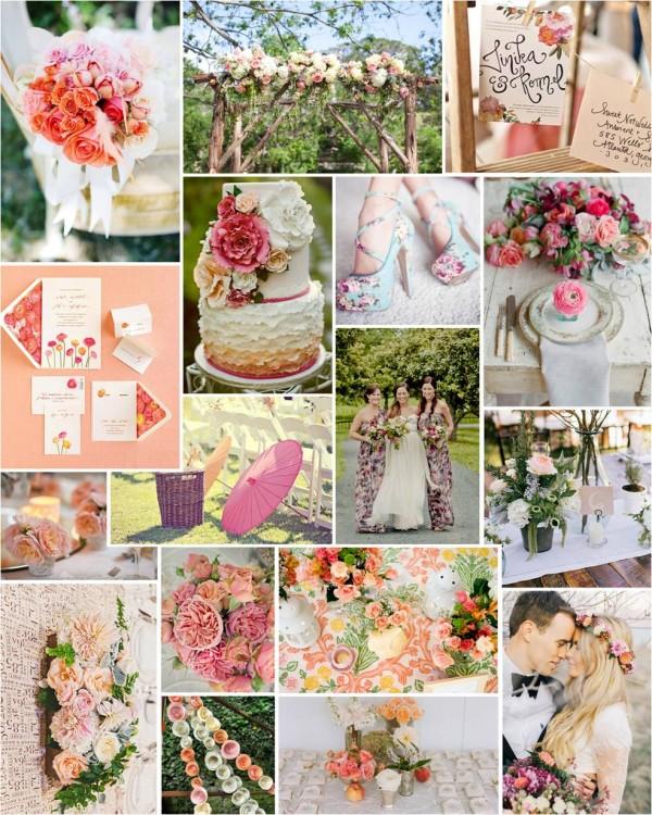Theme Wedding Flower IdeasFloral-Wedding